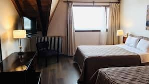 객실 내 금고, 책상, 암막 커튼, 무료 유아용 침대