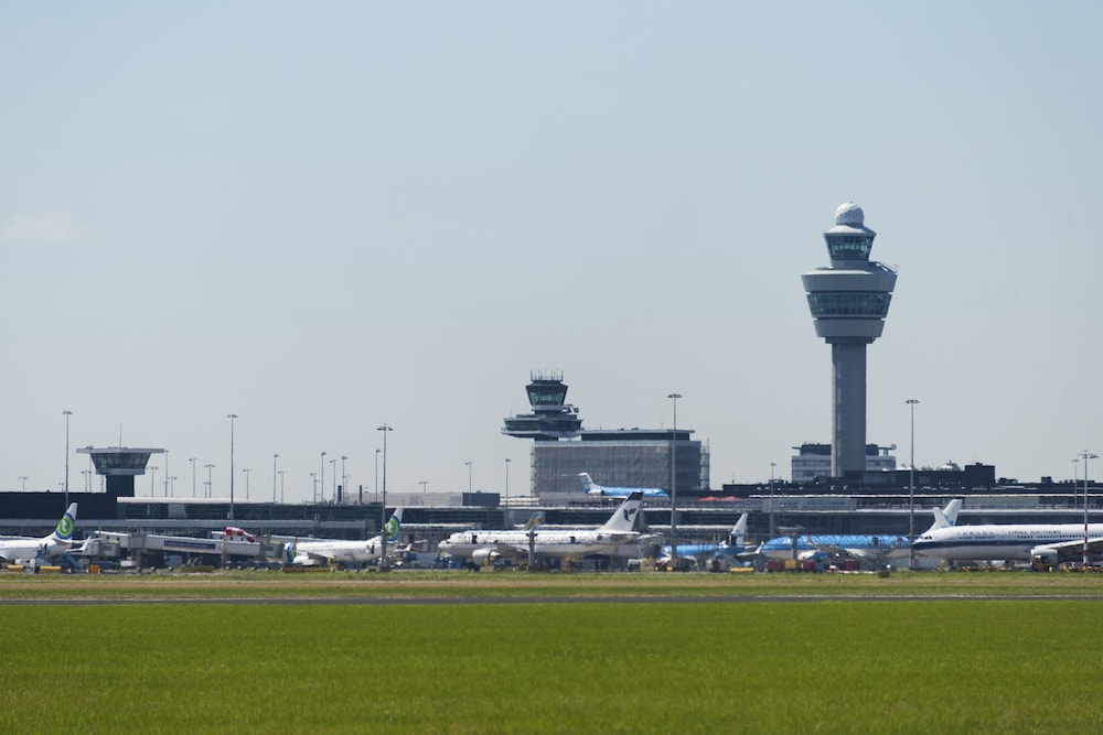 View from Property, Novotel Amsterdam Schiphol Airport