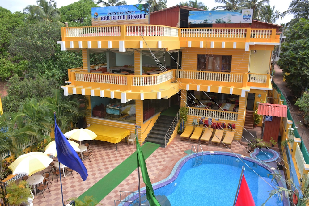 Rbr Beach Resort Calangute
