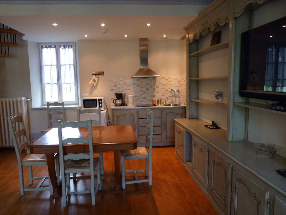Private Kitchen, Hôtel de la Vinaigrerie