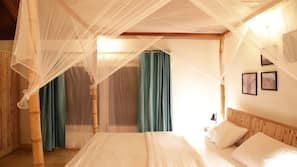 Soundproofing, iron/ironing board, free WiFi, bed sheets