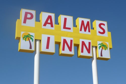 Check Expedia for Availability of Palms Inn