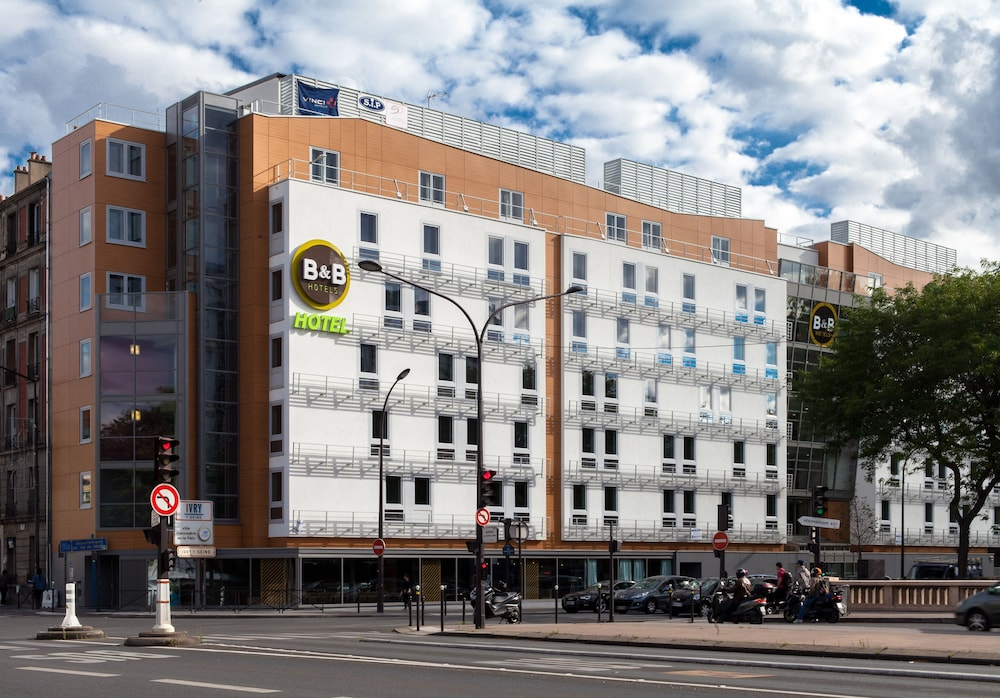 Book b b hotel paris italie porte de choisy ivry sur for B b paris italie porte de choisy