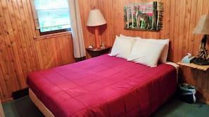 8 bedrooms, Egyptian cotton sheets, premium bedding