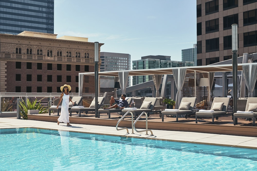 Pool, InterContinental Los Angeles Downtown