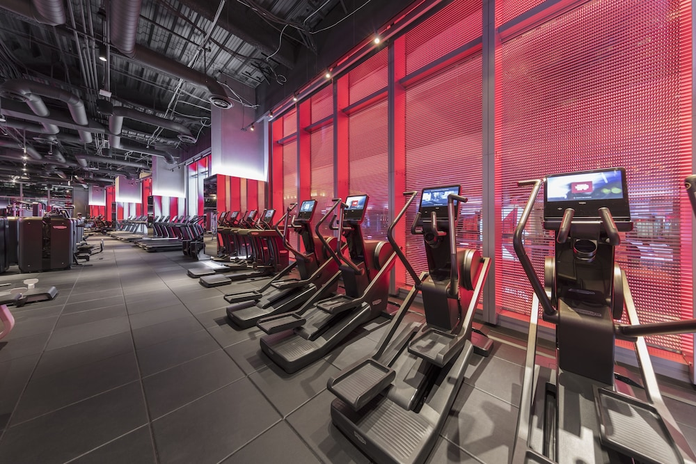 Fitness Facility, InterContinental Los Angeles Downtown