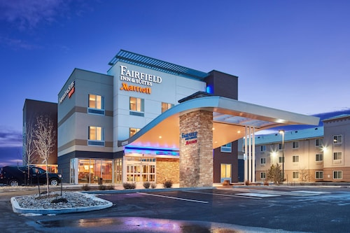Check Expedia for Availability of Fairfield Inn & Suites Rawlins