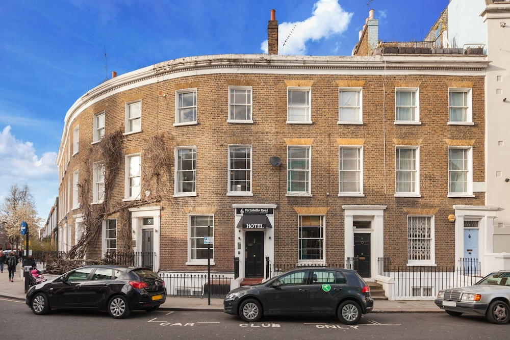 Hotels Near Portobello Road