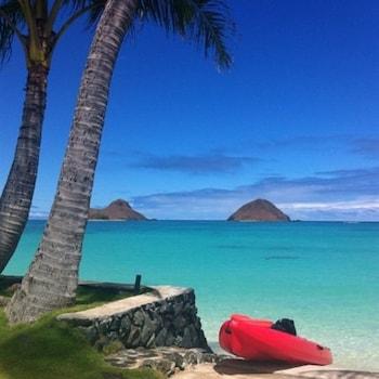 夫婦でハワイ・オアフ島のカイルア近辺に滞在するのにおすすめのホテル