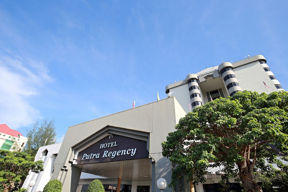 Front of Property, The Putra Regency Hotel