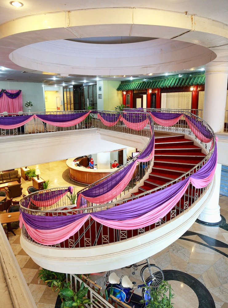 Staircase, The Putra Regency Hotel