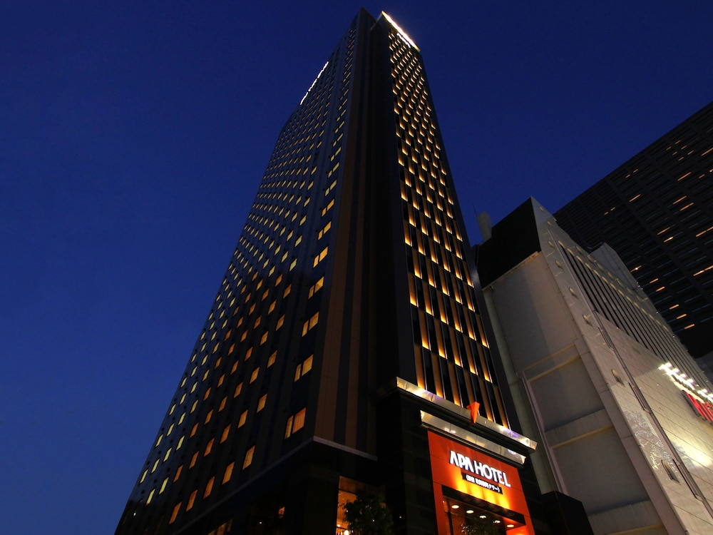 apa hotel shinjuku kabukicho tower 2019 room prices 60. Black Bedroom Furniture Sets. Home Design Ideas