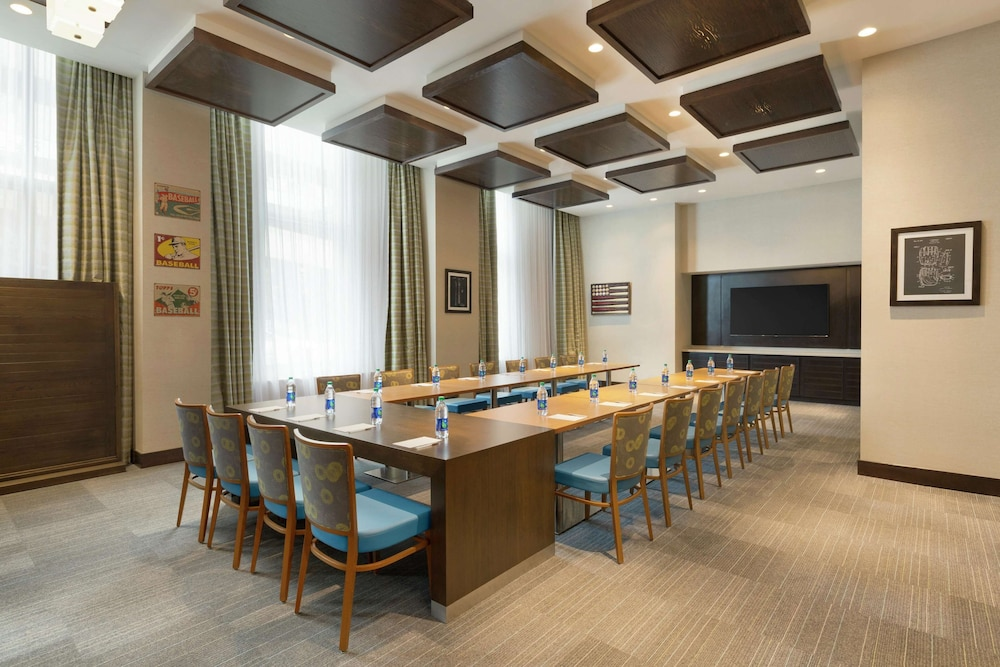 Meeting Facility, Hampton Inn & Suites Washington DC - Navy Yard