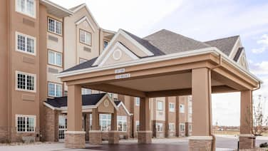 Microtel Inn & Suites by Wyndham West Fargo Medical Center