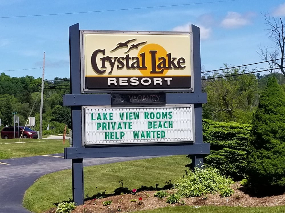 Crystal Lake Resort: 2019 Room Prices $160, Deals & Reviews   Expedia