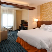 Fairfield Inn & Suites by Marriott Santa Cruz, CA