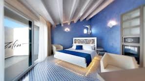 Pillowtop-Betten, Minibar, Zimmersafe, Schreibtisch