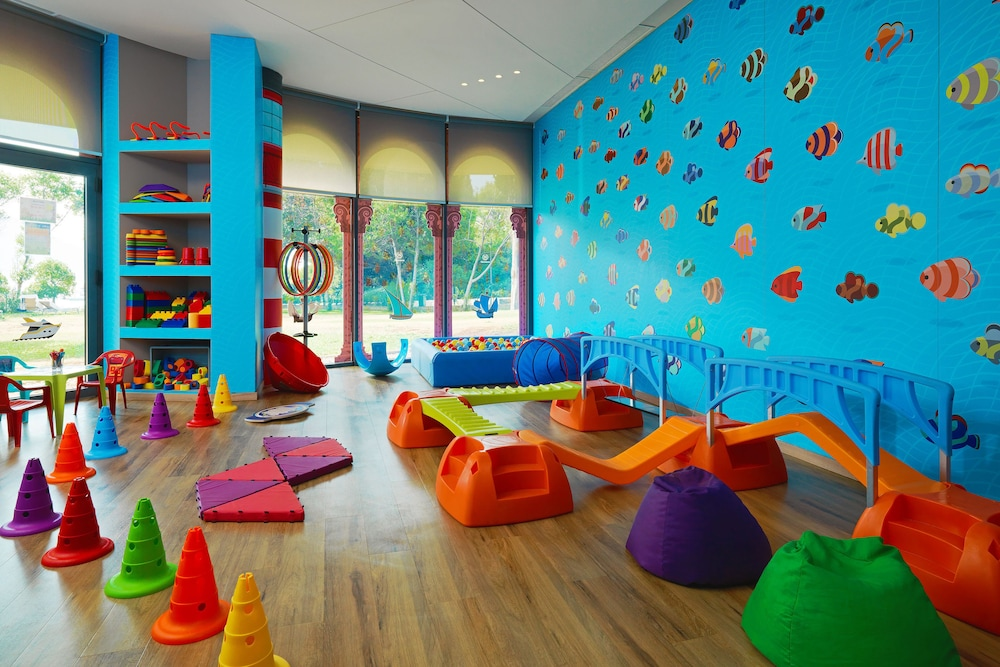 Children's Play Area - Indoor, Sheraton Dubrovnik Riviera Hotel