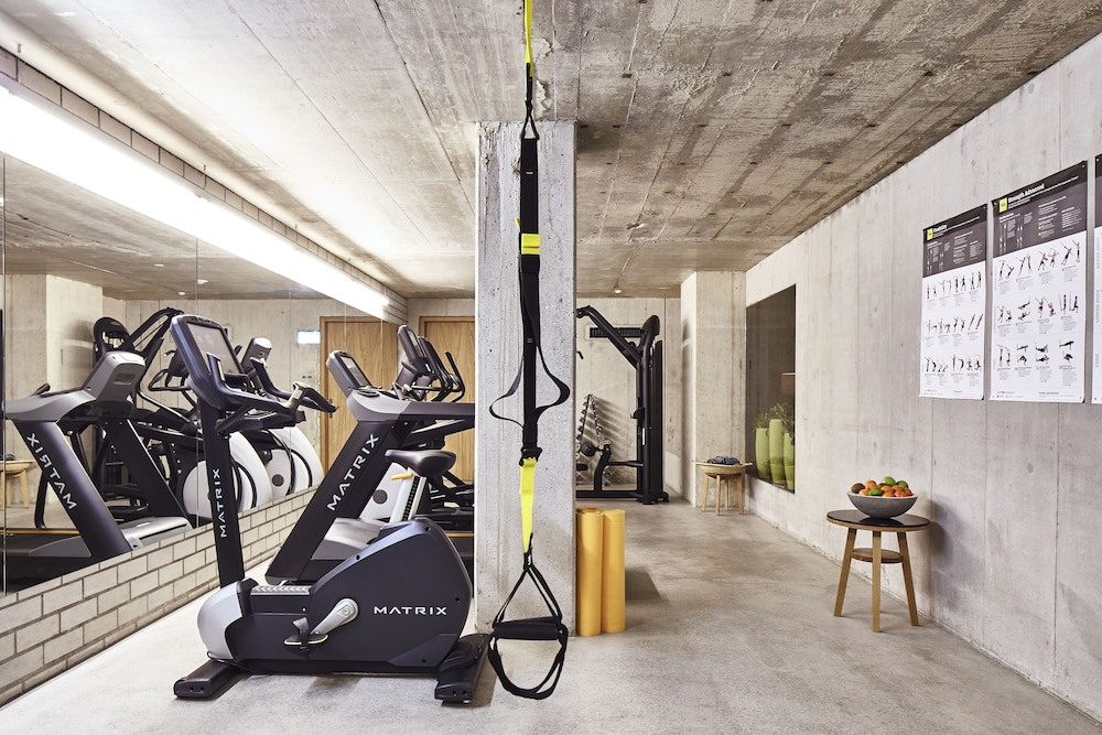 Fitness Facility, Nomad Design & Lifestyle Hotel