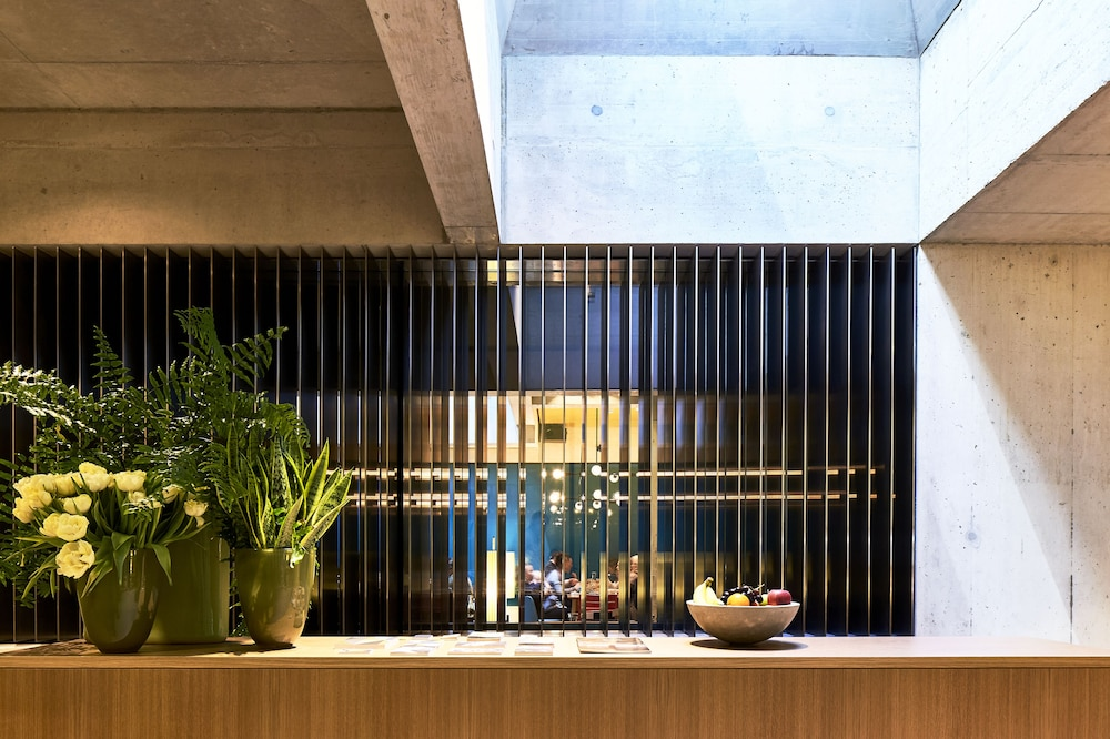 Check-in/Check-out Kiosk, Nomad Design & Lifestyle Hotel