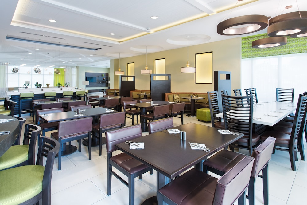 Dining, Courtyard by Marriott Kingston, Jamaica