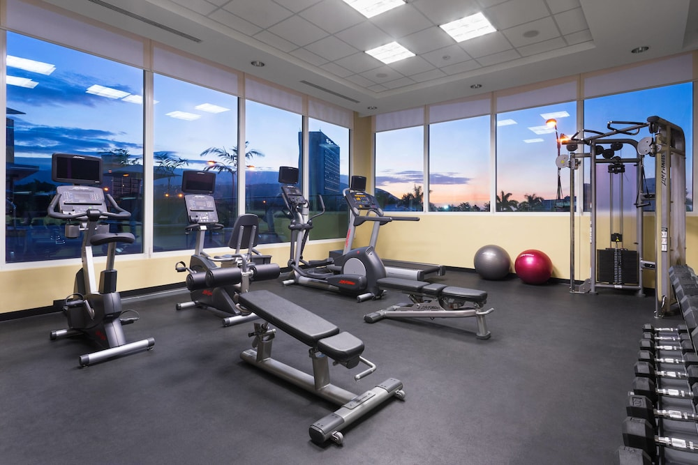 Fitness Facility, Courtyard by Marriott Kingston, Jamaica