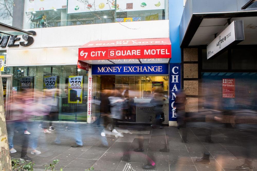 City Square Motel Melbourne Vic