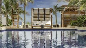 3 室外游泳池