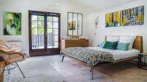 Premium bedding, memory foam beds, minibar, free cots/infant beds