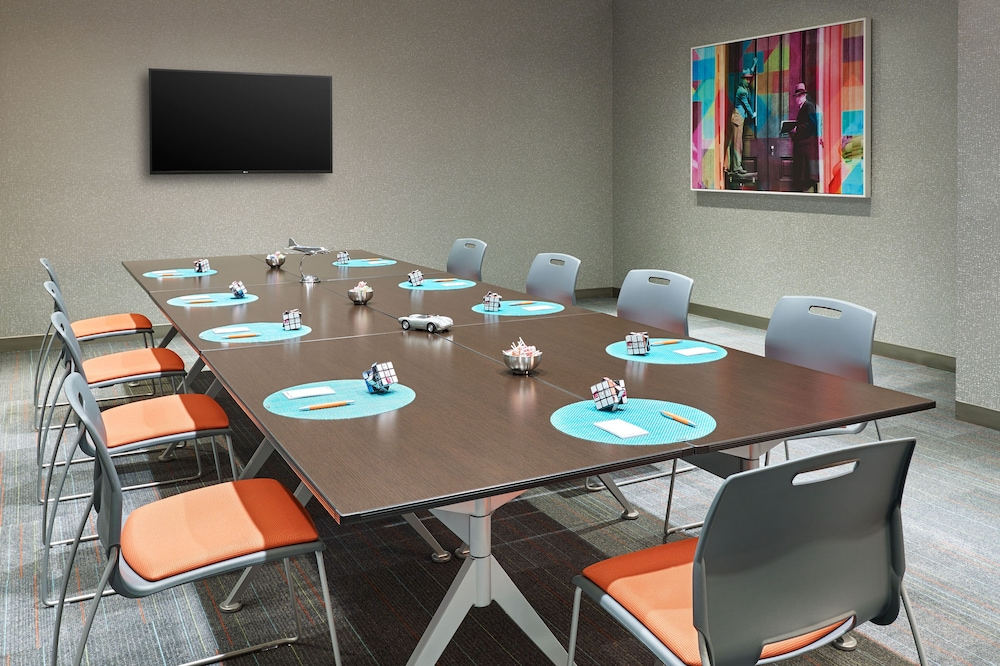 Meeting Facility, Aloft Louisville Downtown