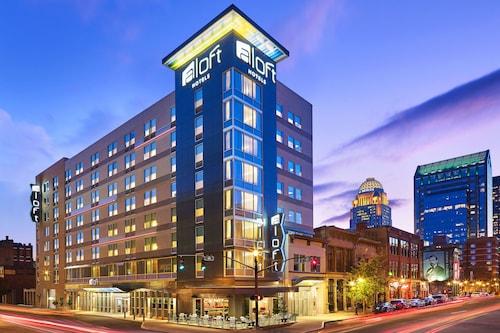 Great Place to stay Aloft Louisville Downtown near Louisville