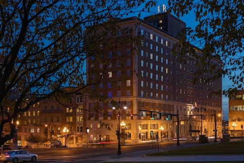 Check Expedia for Availability of Renaissance Albany Hotel