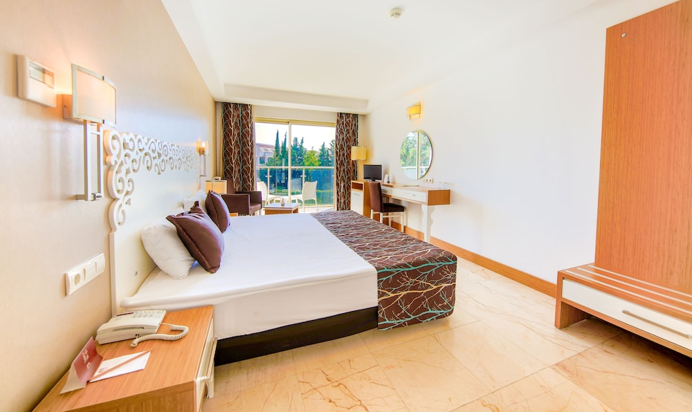 Room, Horus Paradise Luxury Resort - All Inclusive