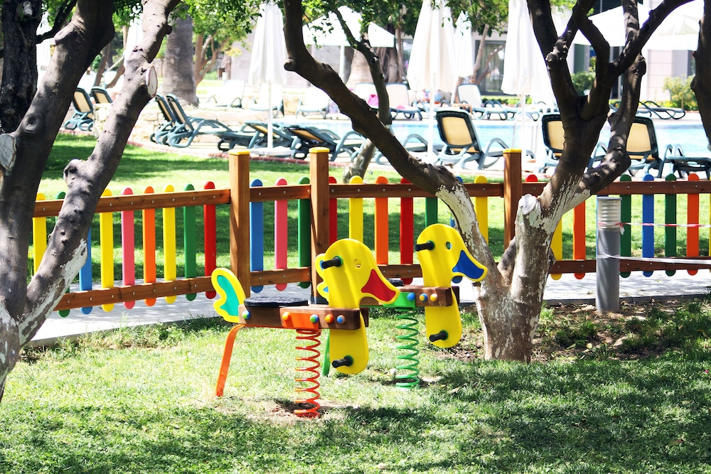 Children's Play Area - Outdoor, Horus Paradise Luxury Resort - All Inclusive