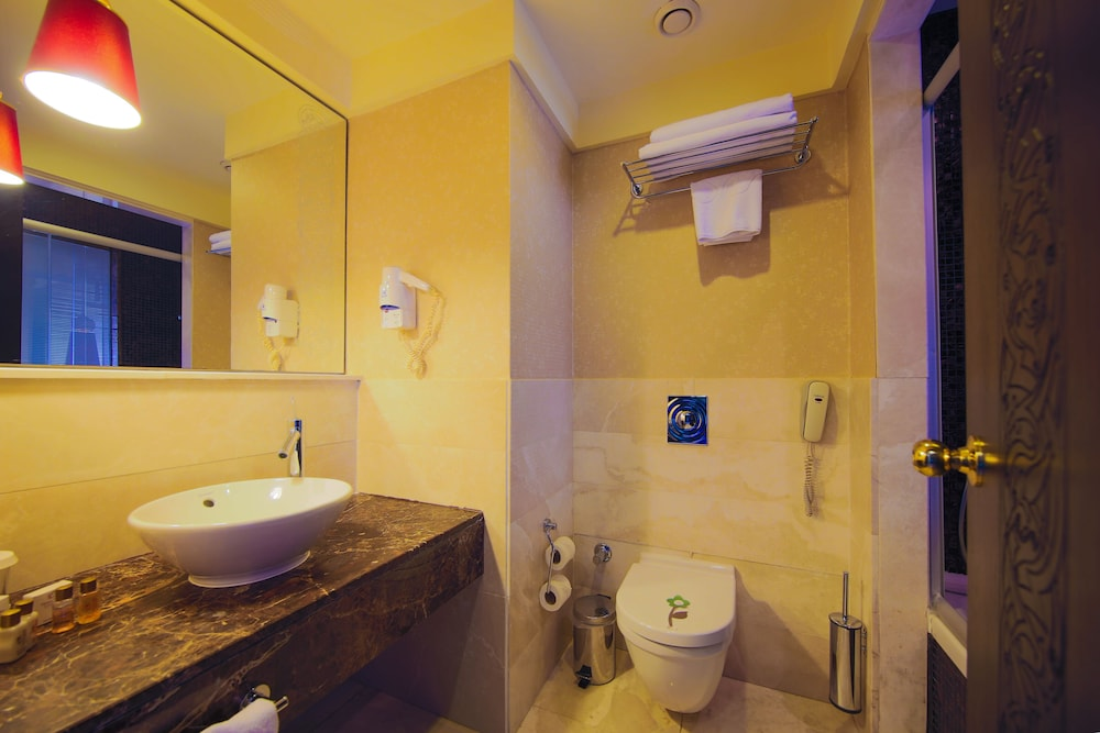 Bathroom Sink, Horus Paradise Luxury Resort - All Inclusive
