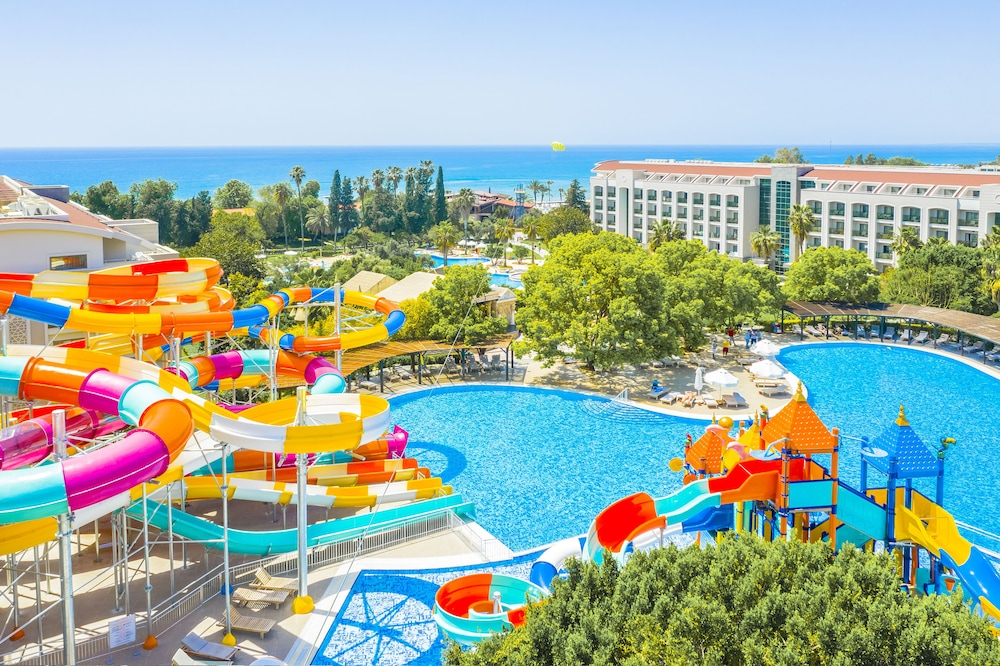 Water Park, Horus Paradise Luxury Resort - All Inclusive