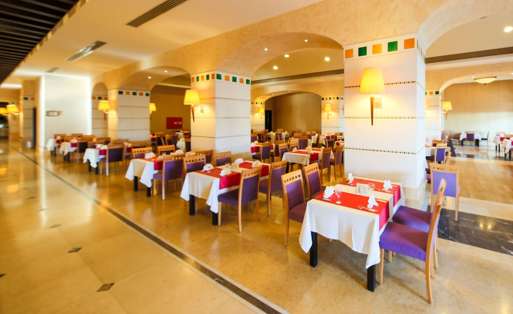 Restaurant, Horus Paradise Luxury Resort - All Inclusive
