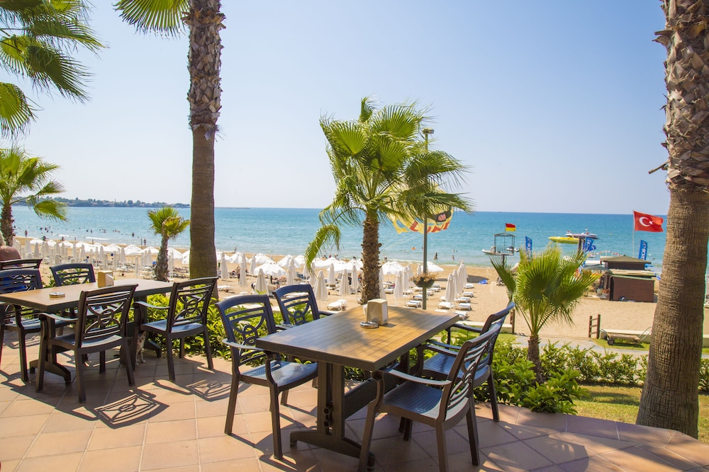 Food Court, Horus Paradise Luxury Resort - All Inclusive