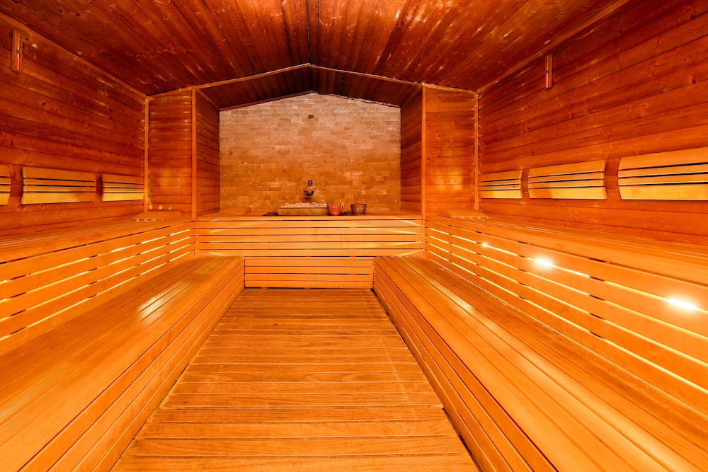 Sauna, Horus Paradise Luxury Resort - All Inclusive
