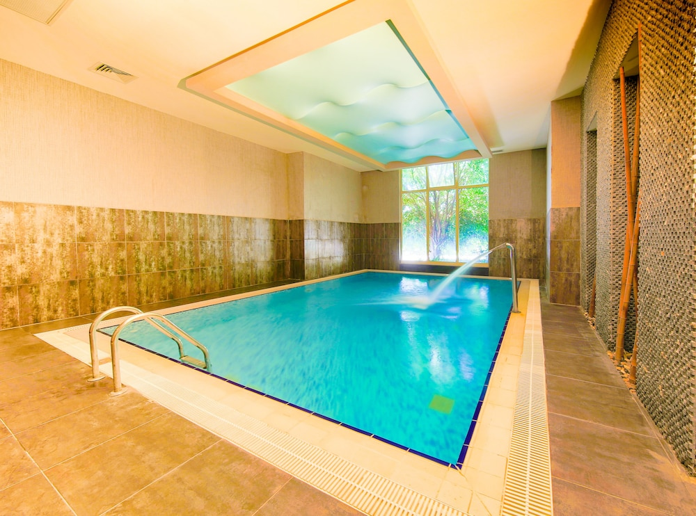 Indoor Pool, Horus Paradise Luxury Resort - All Inclusive