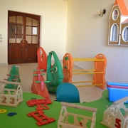 Innen-Kinderspielplatz