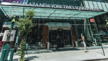 Hotel Riu Plaza New York Times Square