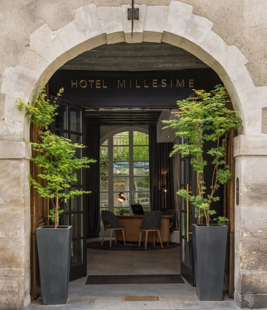 Featured Image, Millésime Hôtel