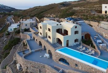 Zatrikion Villas Santorini