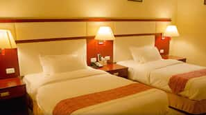 Sábanas de algodón egipcio, ropa de cama de alta calidad, minibar