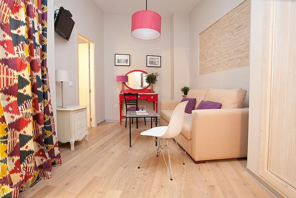 Sala de estar singular alameda