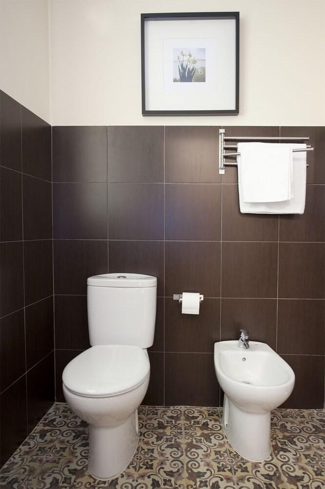 Cuarto de baño singular alameda