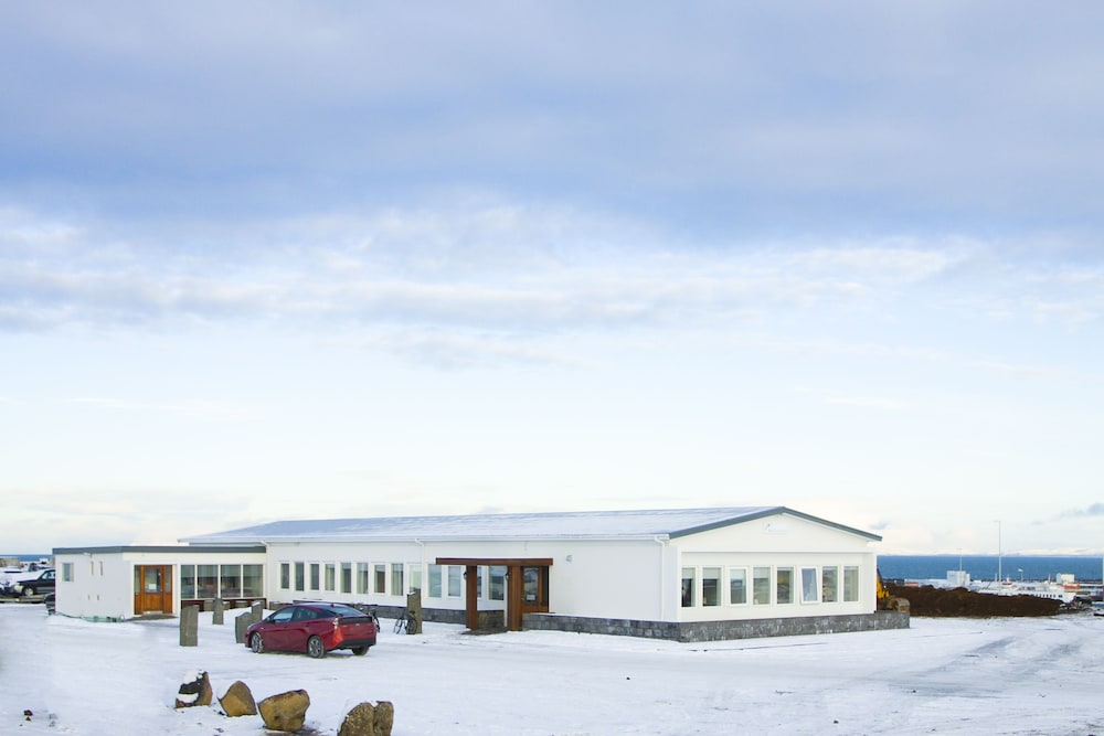 Property Grounds, Kef Guesthouse by Keflavík airport