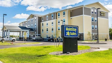 MainStay Suites Medical Center