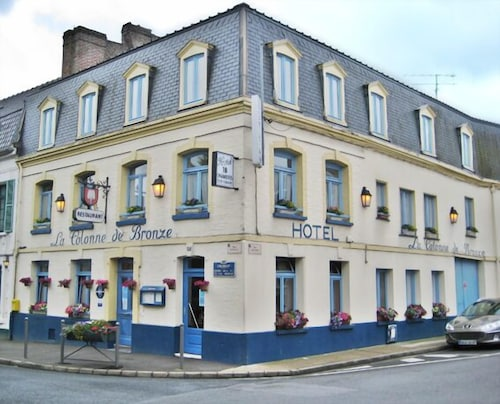 The Originals Boutique, Hôtel La Colonne de Bronze, Saint-Valéry-sur-Somme (Inter-Hotel)